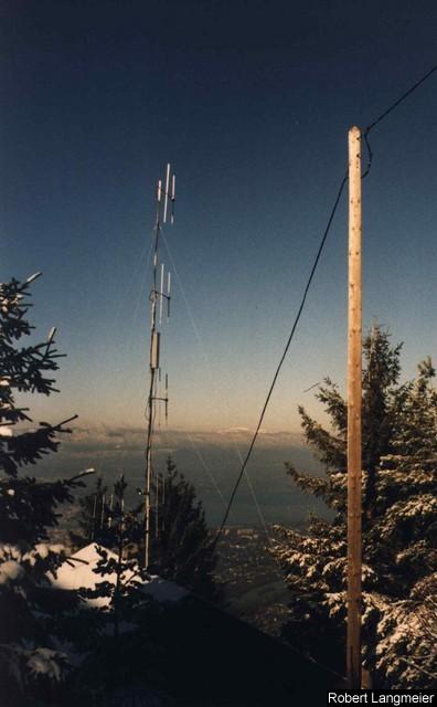 Antenne de Kiss-FM