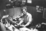 Le studio d'Amplitude Bleue (ABFM) en 1984